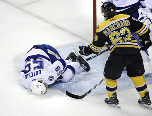 Brad Marchand & the Best Dirty Players of All-Time