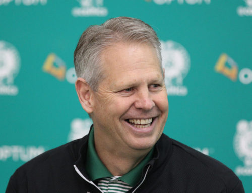 When it Comes to the Celtics Draft, Have Faith in Ainge