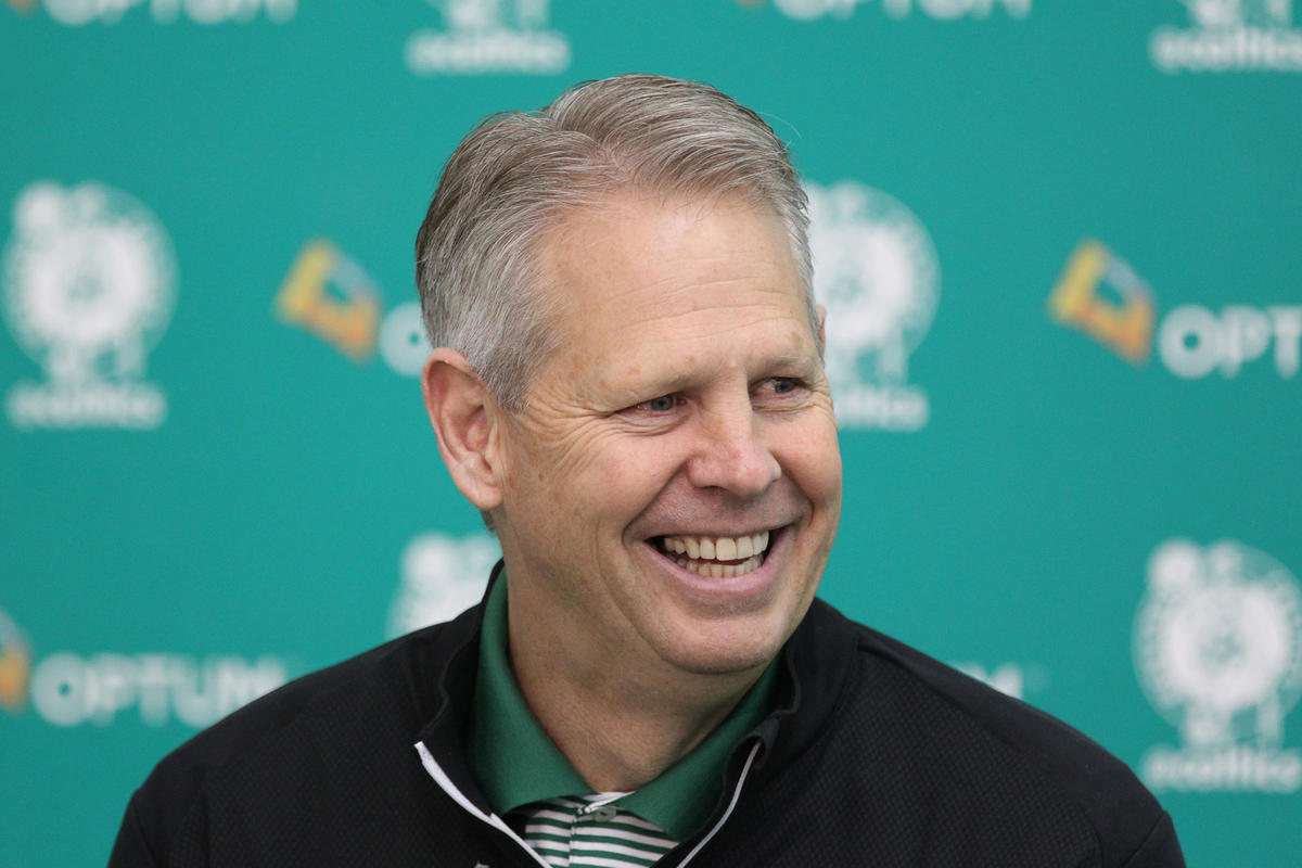 When it es to the Celtics Draft Have Faith in Ainge Jake