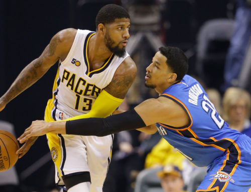 Danny Ainge Knows How to Haggle; Paul George Goes to Thunder