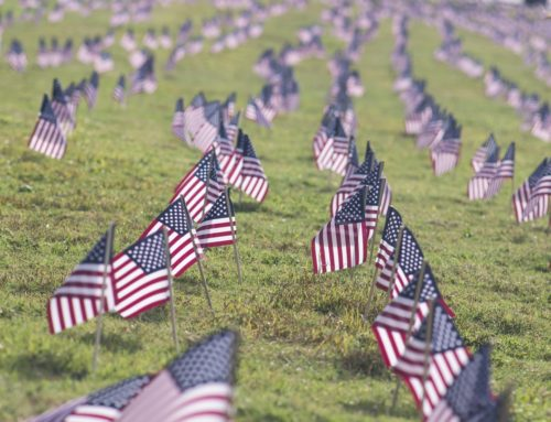 Why the National Anthem, the Flag, and Memorial Day Matter