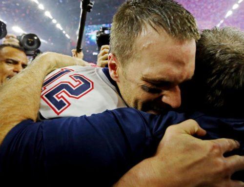 Trust & Sports Relationships; the 2018 NE Patriots