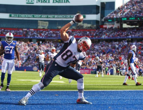 Gronk and the End of the Best Tight End Debate
