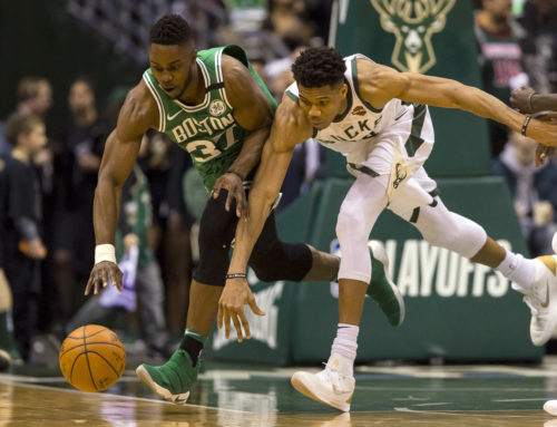 Semi Ojeleye Is Brad Stevens' Wild Card Against the Bucks