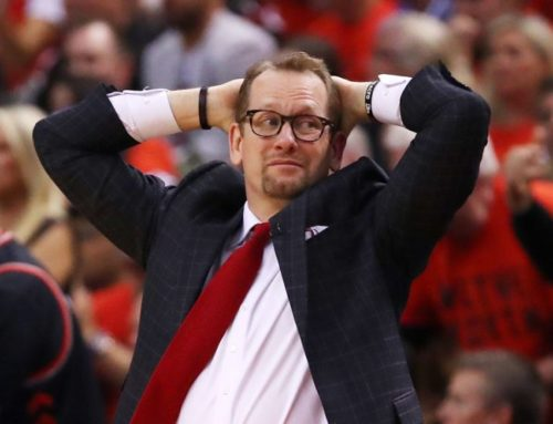 The Worst Timeout in NBA History; or Nick Nurse is the Anti-Andy Reid