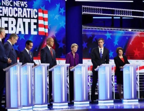 The Spanish Problem at the Democratic Presidential Debate