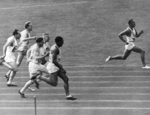 Athletic Competition and the End of Prejudice