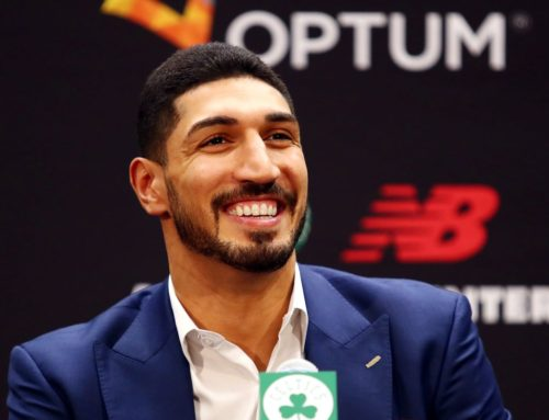Enes Kanter: A True Modern Day Patriot