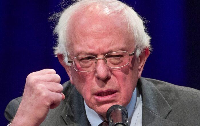 Bernie Sanders, the Pope of Socialism