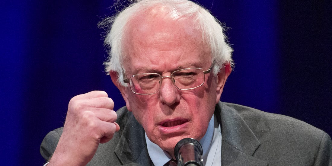 Bernie Sanders, the Pope of Socialism