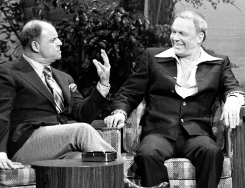 Don Rickles and the Life Lessons Learned from Roasts