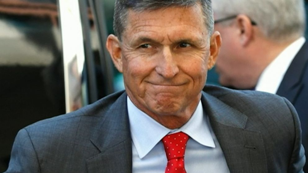 Michael Flynn (Picture Courtesy ABC News)