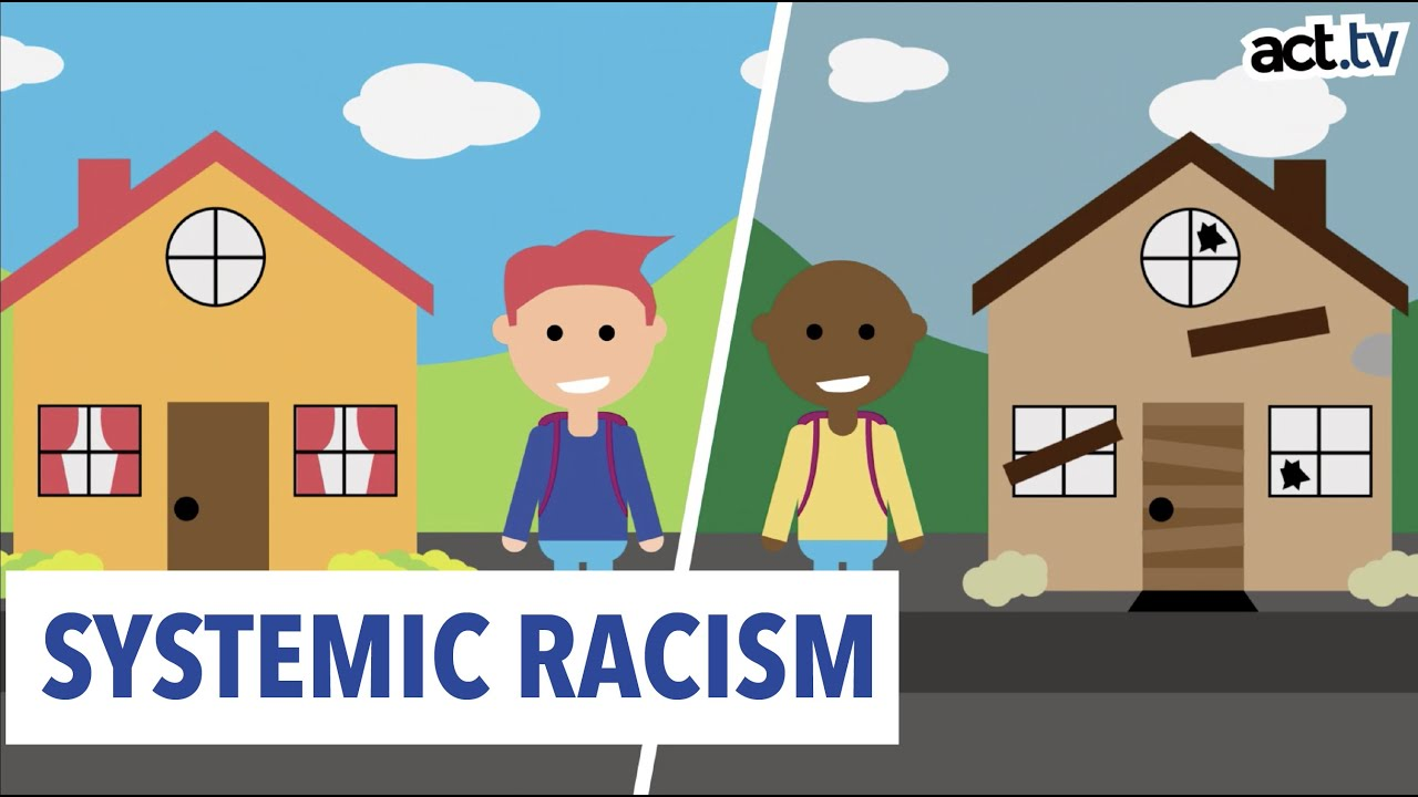 Systematic Racism (From Act.tv on YouTube)