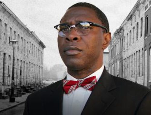 The Library Card; a Brother Mouzone Lesson