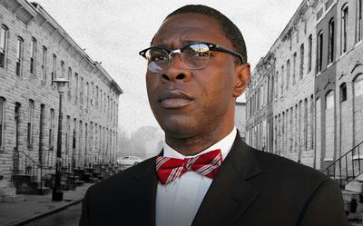 "Brother Mouzone, from ""The Wire."""