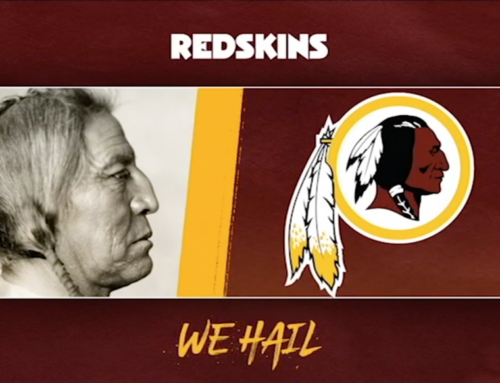The Washington Redskins Name? Terrible. The Washington Logo? Good