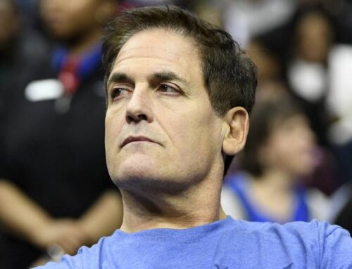 Mark Cuban Loves Money, But People?