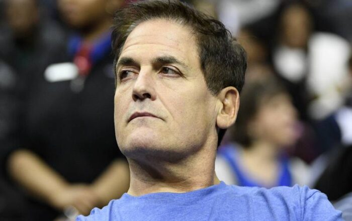 Mark Cuban (Picture Courtesy Bleacher Report)
