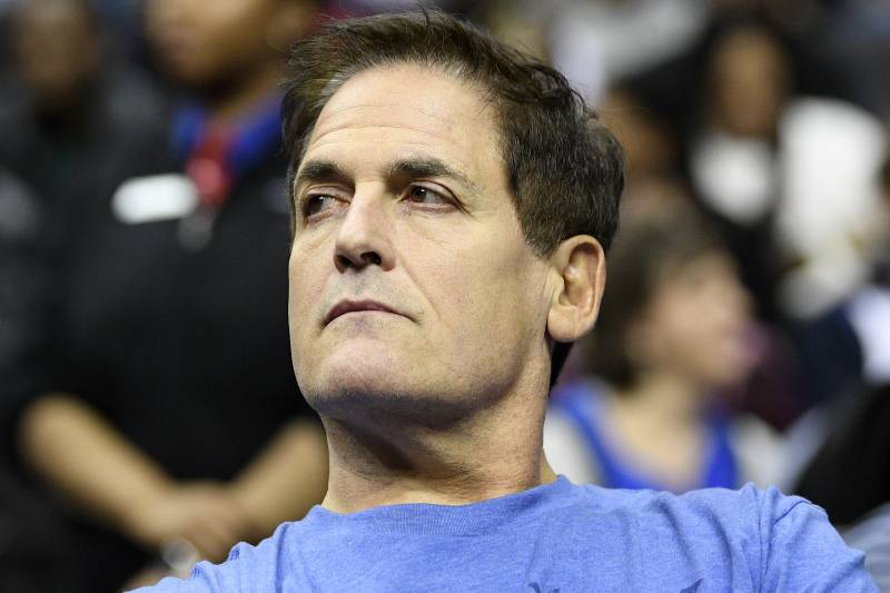 Mark Cuban (Picture Courtesy Bleacher Report)