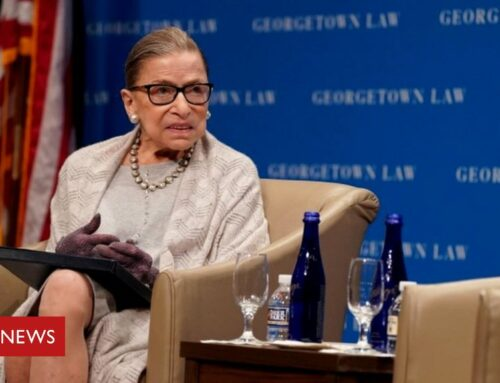 The Death of Ruth Bader Ginsburg Should Not Matter