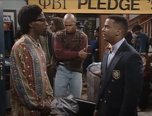 The Fresh Prince of Bel-Air is an Anachronism