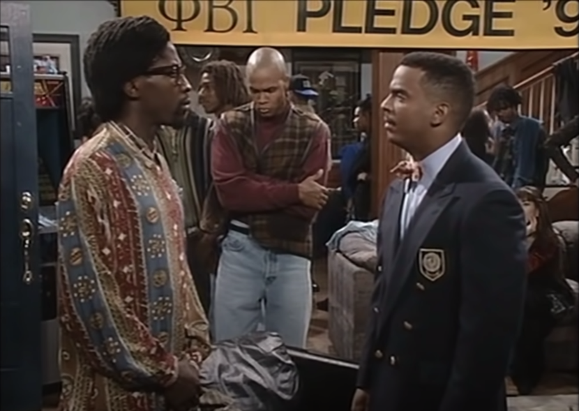 """""""What is Black"""" from The Fresh Prince of Bel-Air's """"Blood is Thicker Than Mud"""" episode"""