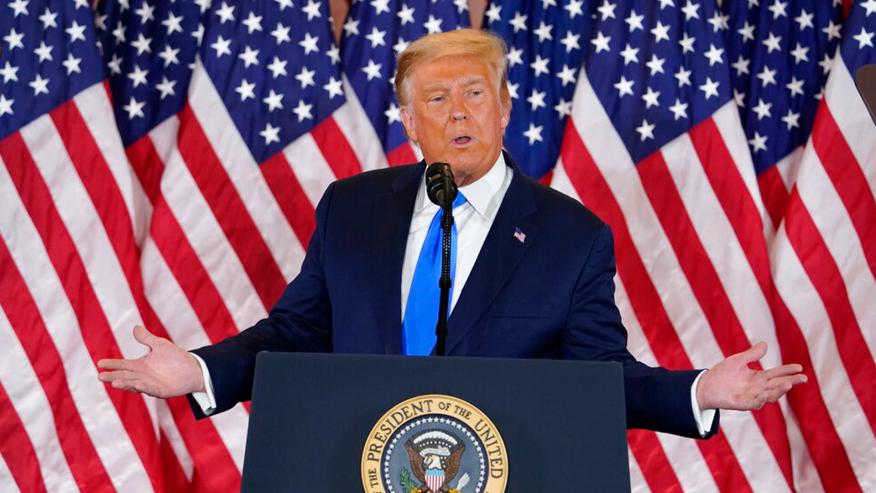 President Trump (Picture Courtesy Fox 46 in Charlotte)