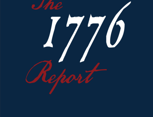 The 1776 Report is Propaganda of Truth