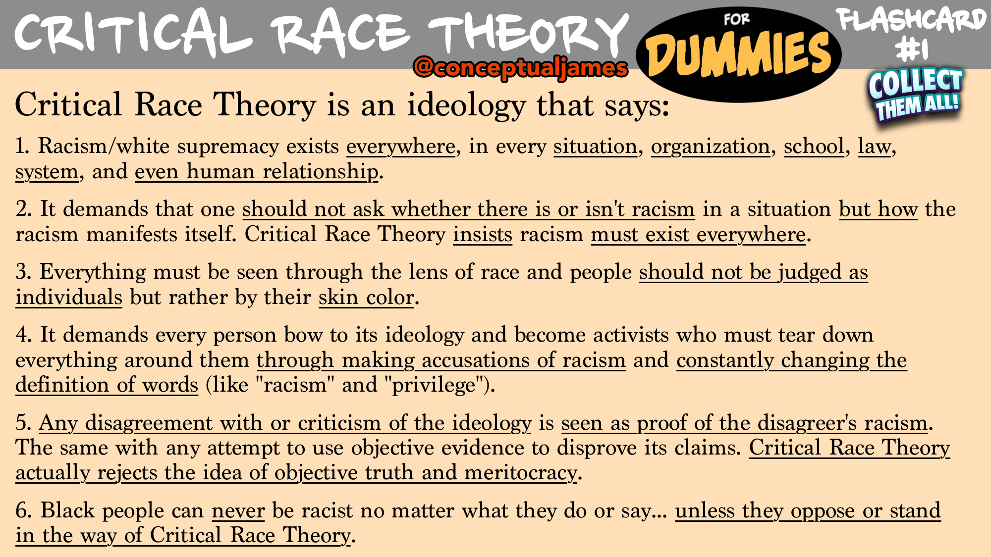 Critical Race Theory Flashcards No. 1 (https://twitter.com/ConceptualJames/status/1311397970823258114)