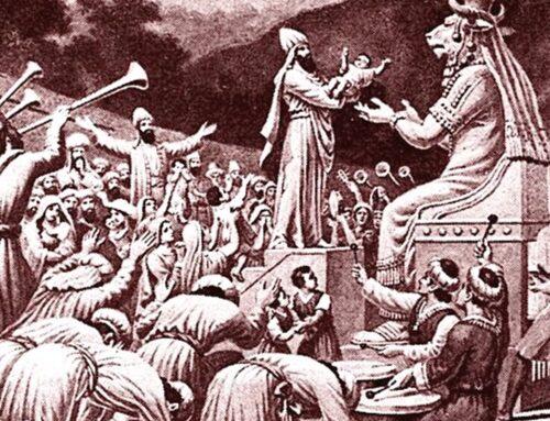 The Left's Sacrifices to Their New Moloch; Politics