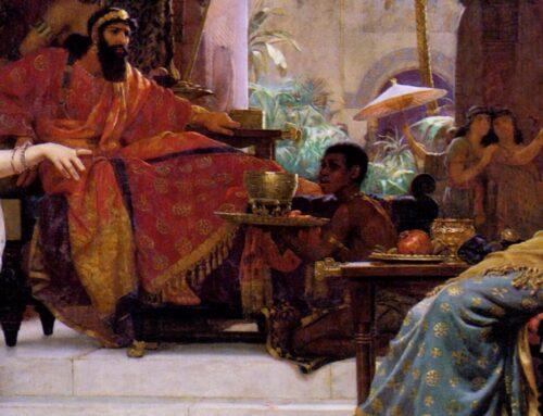 Queen Esther: Badass Women of the Bible, Pt. 1