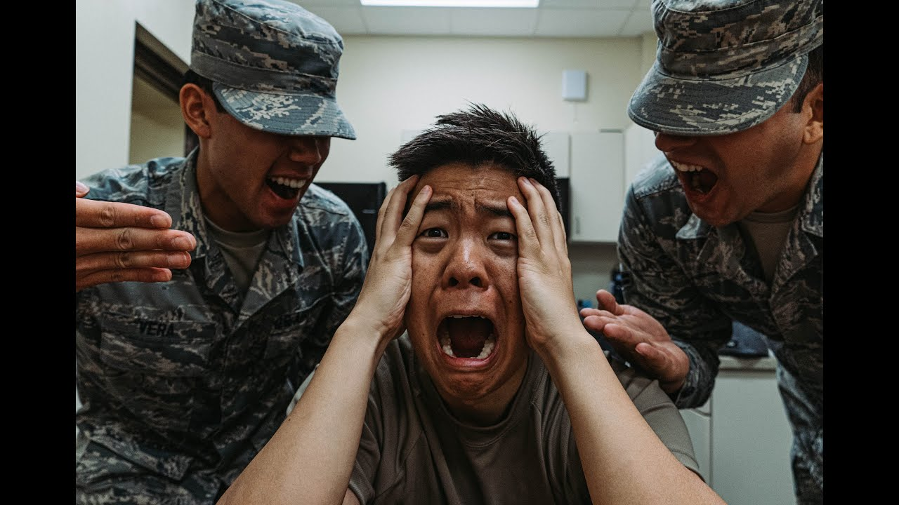 Funny Military (from Dillon Choi's YouTube Channel Video: https://youtu.be/7FxxWirIL8A)