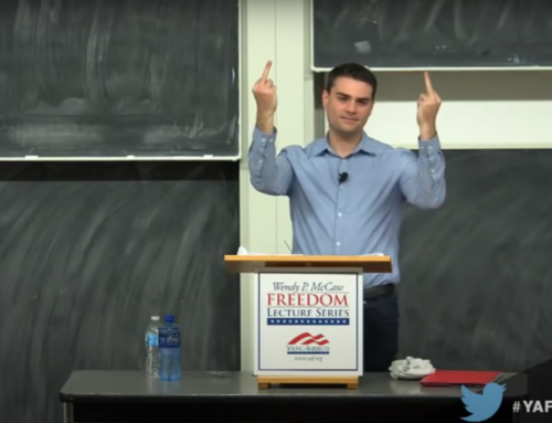 The Heckler's Veto; The New American Way