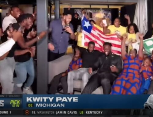 Agnes Paye and Kwity Paye are the American Dream