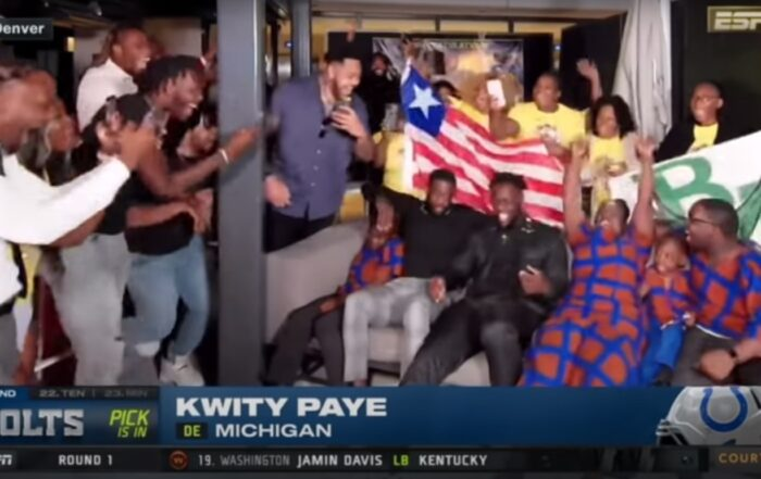 Kwity Paye and Agnes Paye Living the American Dream (screenshot from https://youtu.be/FHj33Nh4l1I)