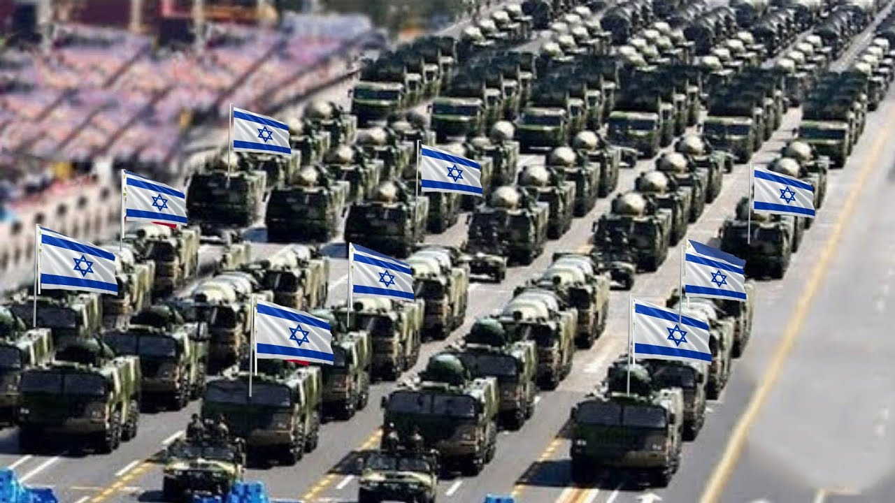 Israel's Military Strength and Israel's Two Options: Go Heel or Die (from: https://youtu.be/s3tNM8MlHQk)