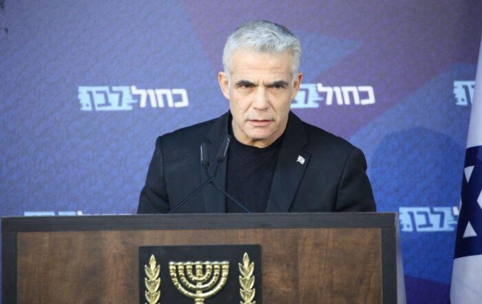 Yair Lapid in 2020 (from: https://www.ynetnews.com/article/ryr2bxkXL: Photo by: Photo: Moti Kimchi)