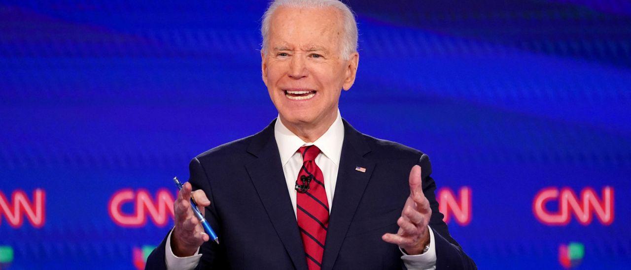 GOP Must Impeach Joe Biden (From Daily Caller: https://dailycaller.com/2020/03/26/joe-biden-donald-trump-slow-coronavirus-response-jobs/, REUTERS/Kevin Lamarque/File Photo)