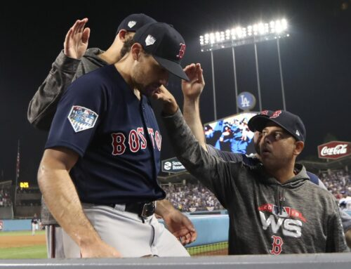 No Sale on the Red Sox Wild Card Starter…
